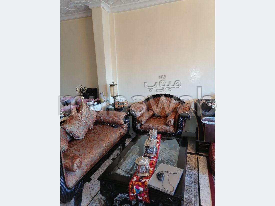 شقة للشراء ب شون كورس. المساحة الكلية 130 م².