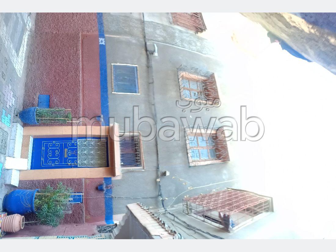 شراء منزل مميز ب سيدي يوسف بن علي. المساحة 84 م².