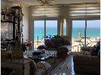 شقة للكراء بحـي الشاطئ. 5 قطع رائعة. مفروشة.