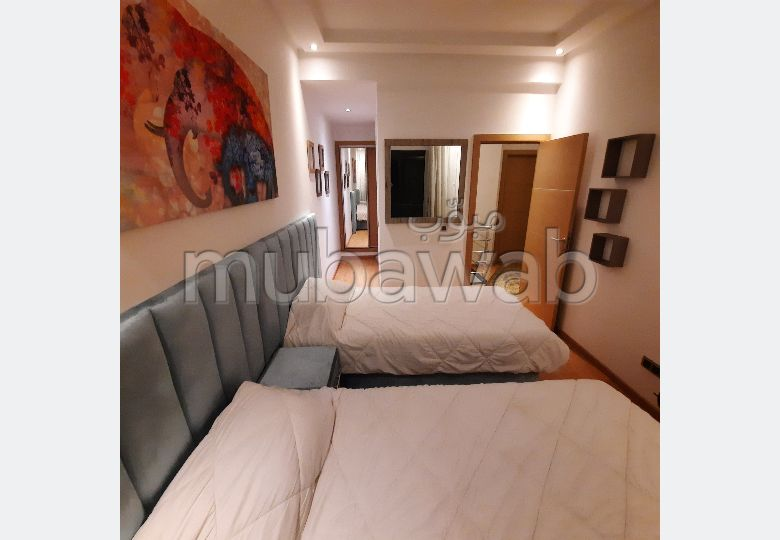 Appartement à louer à Mohammedia. 2 belles chambres. Bien meublé