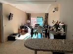Flat for rent in Centre Ville. Dimension 74.0 m². Well furnished.