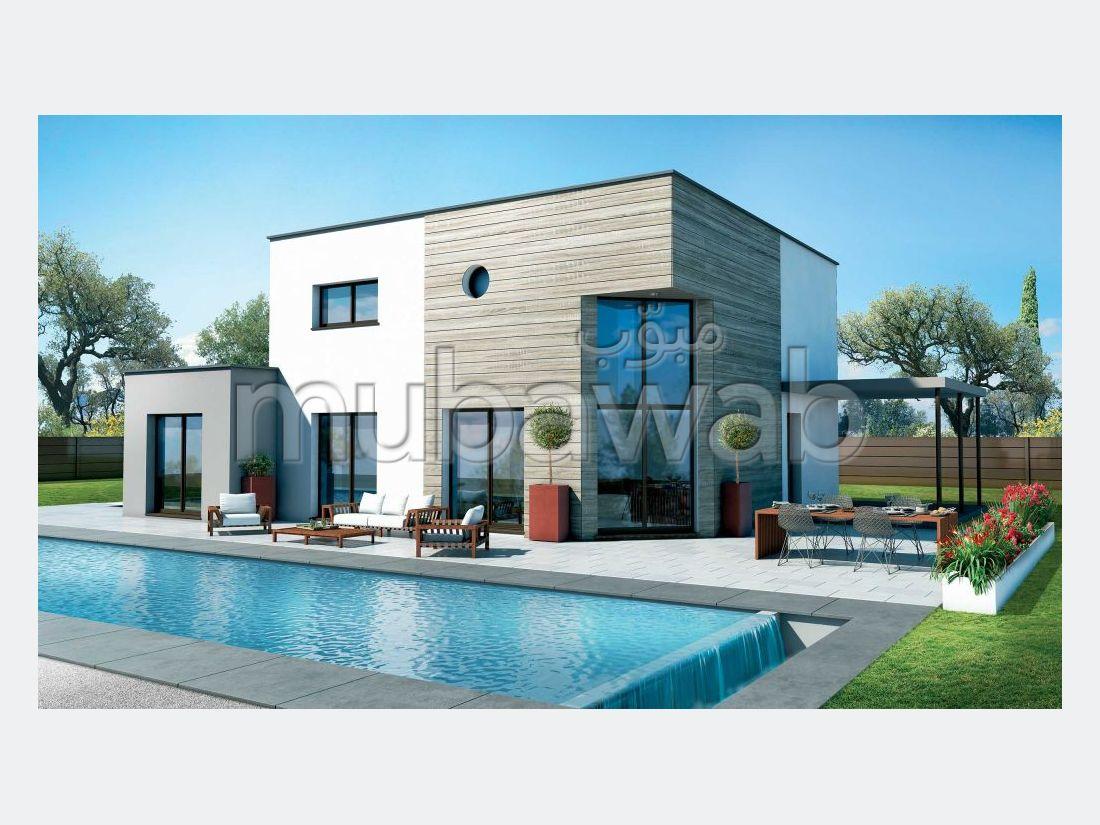 Magnifique Villa Semi Finie à Targa, Villa à Vendre à Marrakech