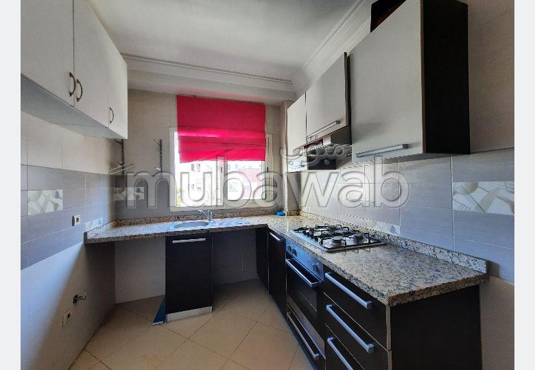 Appartement vide à bd Abdelmoumen