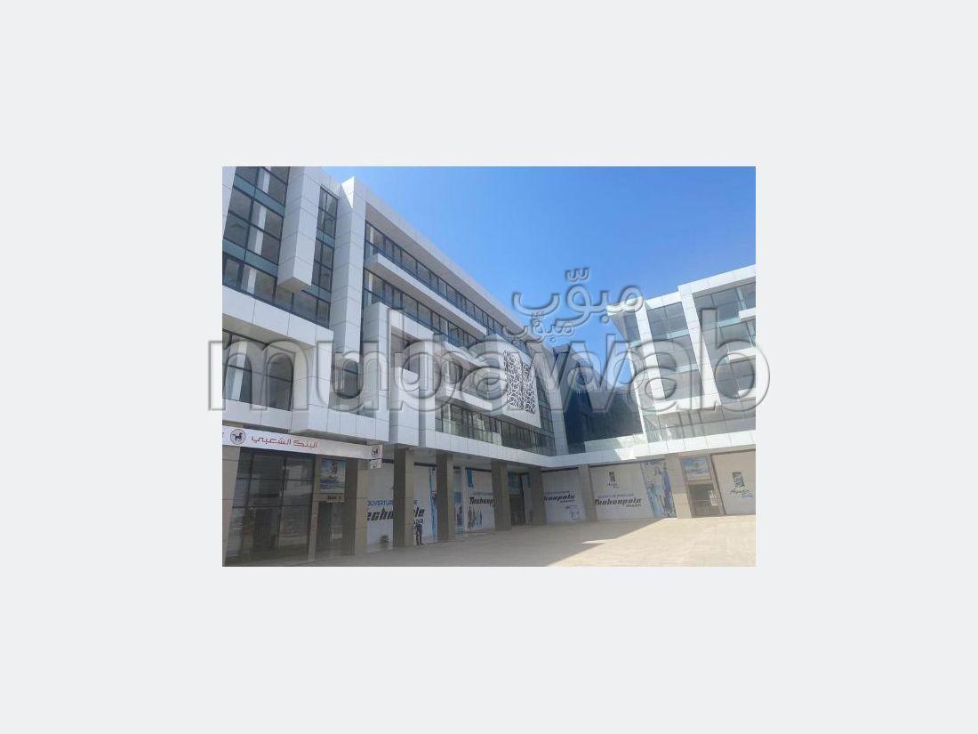 Bureaux à louer à Agadir. Surface totale 156 m²