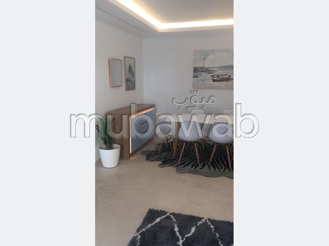 Appartement de luxe meublé à Haut Agdal