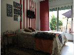 Bel appartement à vendre à CIL (Hay Salam). 3 belles chambres. Cheminée et concierge.