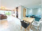 شقة جميلة للبيع ببوسكورة. المساحة 145 م². مع مصعد وشرفة.