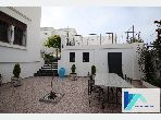 High quality villa for sale in De La Plage. 4 Small bedroom. No Lift, Large terrace.