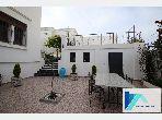 Villa de alto standing en venta en De La Plage. Dimensión 400.0 m². Aire condicionado y chimenea.