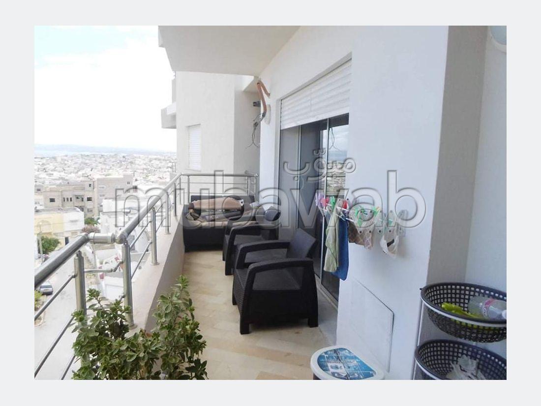 Appartement de type s2 plein vue mer