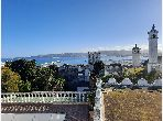 House for sale in Médina. Small area 154 m². Exceptional sea view, central heating.