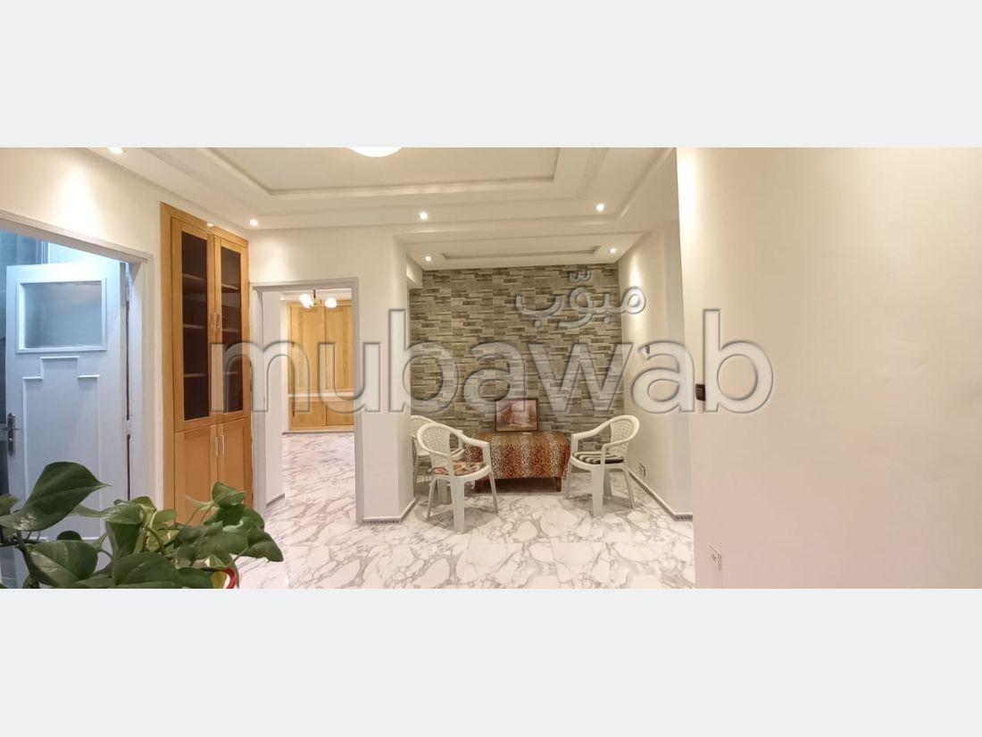 Magnifique appartement à louer à Rabat Hassan
