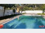 Fabulous house for sale. Area 2200.0 m². All comforts with swimming pool and fireplace.