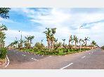 بيع أرض بطريق اوريكا. المساحة الإجمالية 528 م².
