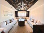 شقة رائعة للإيجار بفيرم بروطون حي الراحة. المساحة 95 م². المرآب والشرفة.