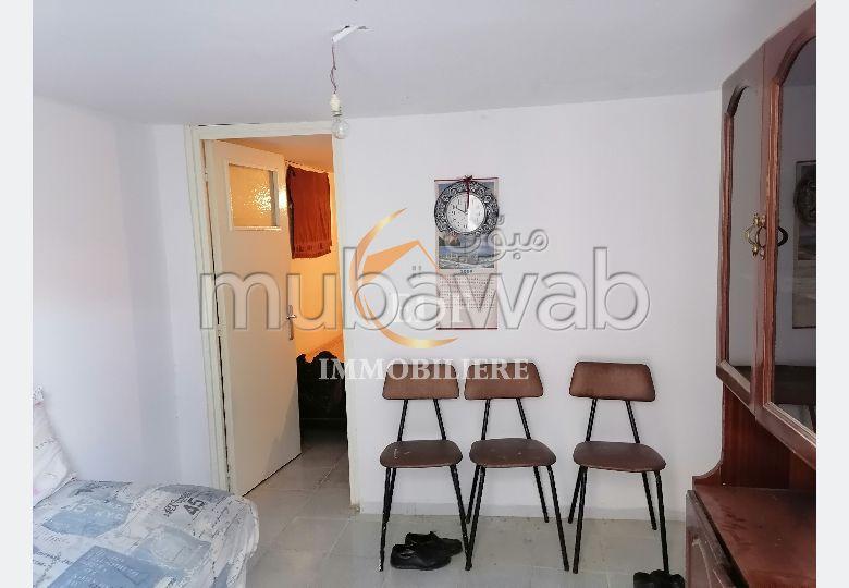 Un vaste studio + une maison en cours de construction à borj taleb bizerte