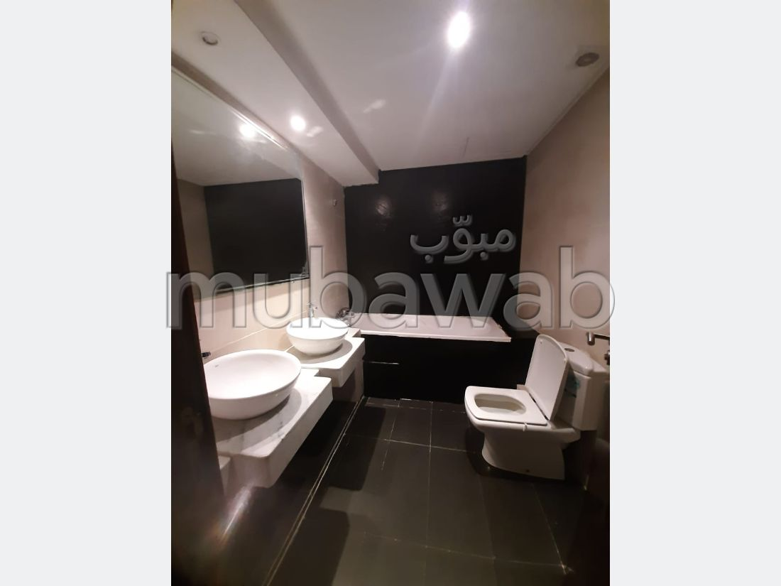Rent this apartment in Hay Mohammadi. 2 Dormitory. Equipped kitchen.
