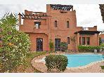 Marrakech Palmeraie opportunité villa à vendre