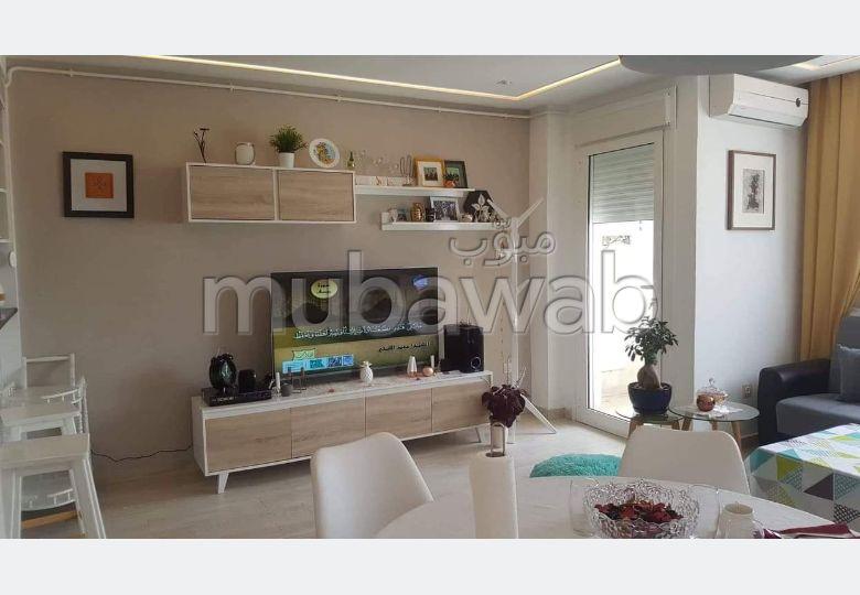 Appartement F3 de 75m2 a choupot. Oran
