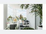 Piso en venta en Casablanca Finance City. Superficie de 65.0 m². Espacios verdes, Balcón.