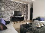 Bel appartement standing 93 m résidence Rif 2
