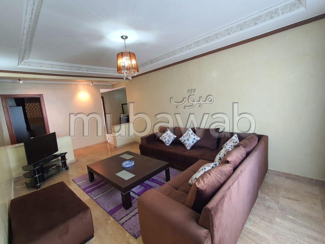 Precioso piso en alquiler en Mozart. 4 Estudio. Armarios.