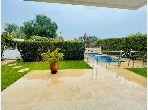 Tres bel villa meuble a palmeri 30000 dh