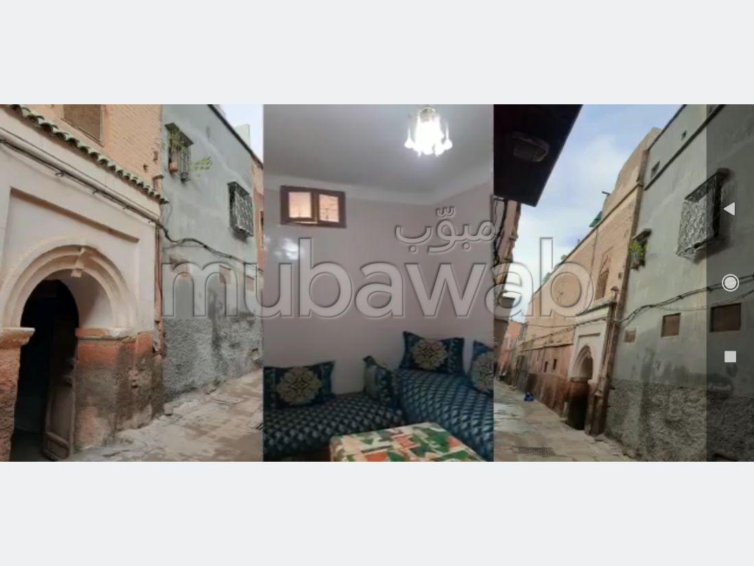 Se vende casa en Casabarata. 6 Pequeña habitación.