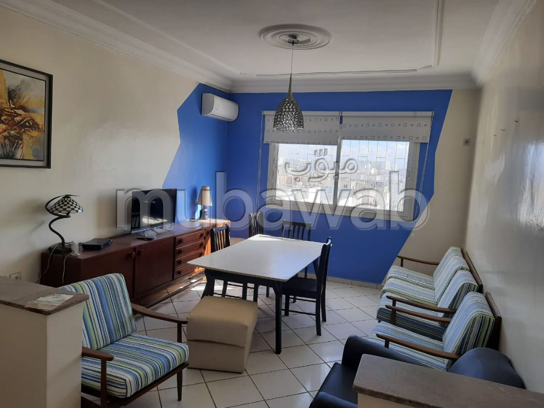 Appartement meublé à louer proche de Souk ELhad