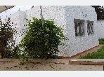 Casa de alto standing en venta en Ain Diab. Gran superficie 413.0 m². Jardín privado.