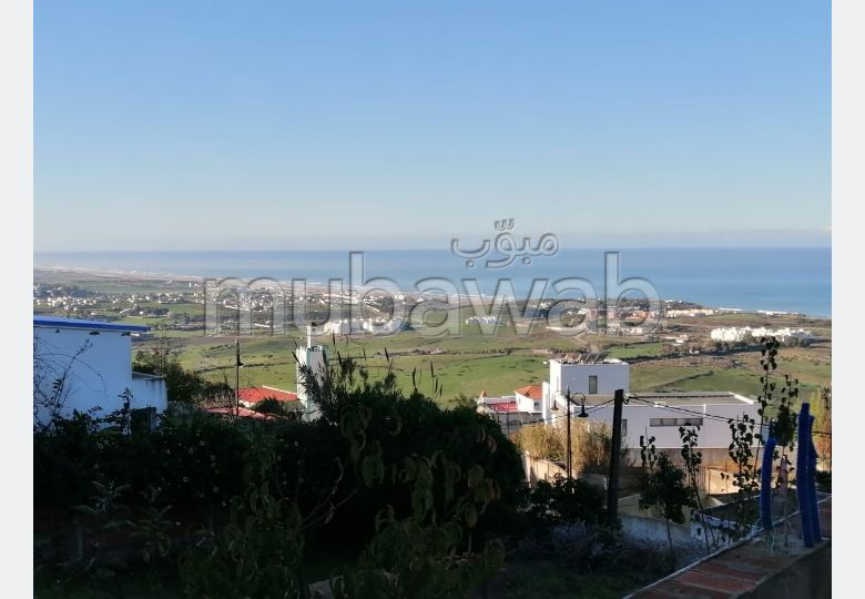 Fabulous house for sale in Mediouna. 3 Surgery. Garage and terrace.