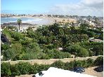 Find an apartment for rent in La Siesta. 2 Small bedroom. Furnishings.