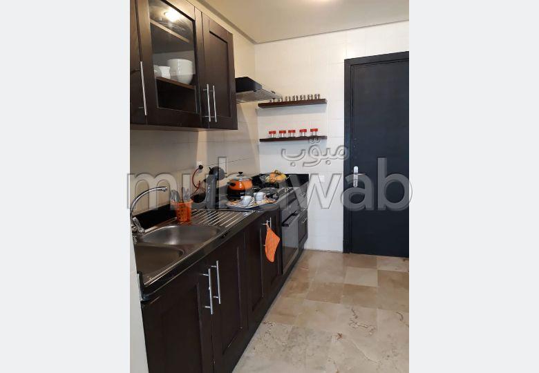 Appartement en location à Agadir. 2 pièces. Meublé