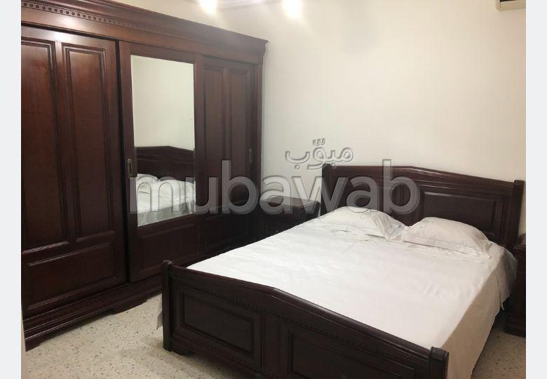 Appartement S+2 à louer à cité Ennasr1