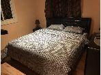 Appartement à louer à Les jardins d'ifrane. 2 chambres agréables. Bien meublé.