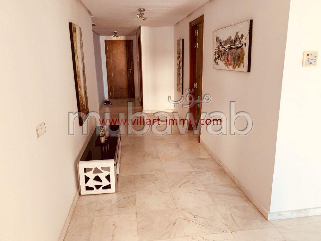 A louer à Tanger centre ville, appartement luxueux