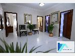 Very nice apartment for rent in Administratif. 3 beautiful rooms. Well decorated.