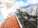 Appartement Meublé avec Terrasse Malabata Tanger