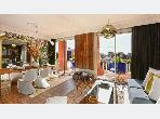 Hivernage Bel Appartement à louer, très design conçu et meublé avec goût