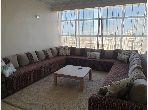 Bel appartement F3 meublé à TANGER Playa