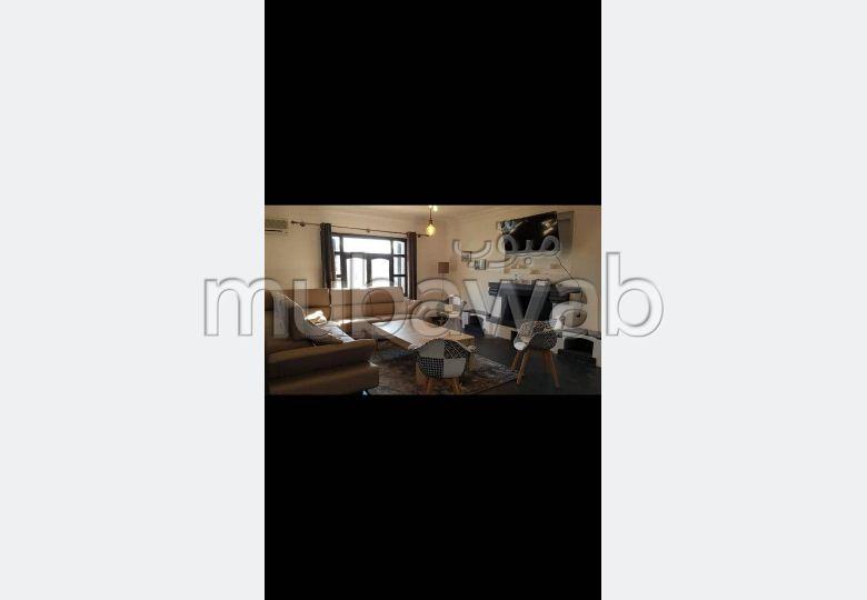 Fabulous house for sale in De La Plage. 7 rooms. Reinforced door, traditional Moroccan living room.