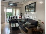 location journalière studio meublé à Moulay youssef