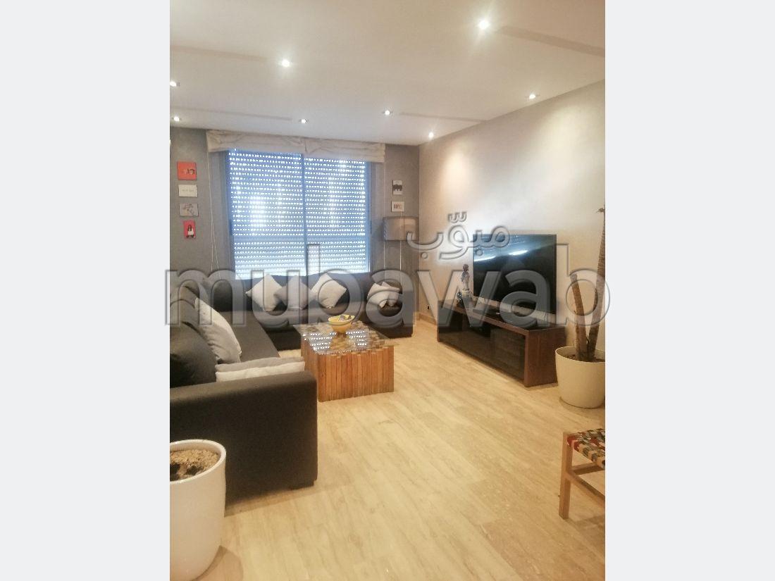 Superbe appartement meublé a vendre sur belvédère