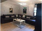 Très bel appartement en location à Casablanca. 2 chambres agréables. Bien meublé
