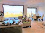 شقة رائعة للايجار ب بوركون الغربي. المساحة 152.0 م². مفروشة.