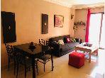 Magnífico piso en alquiler en Guéliz. 2 Bonitas habitaciones. Amueblado.