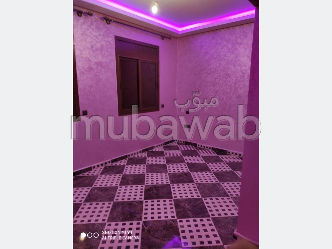 Maison à vendre à Les Portes de Marrakech. Superficie 82 m². Terrasse.
