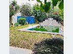 A Louer une villa S4 meublée à La Marsa
