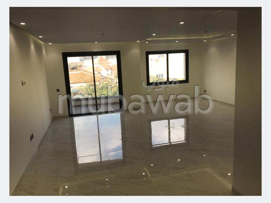 شقة للشراء ب ايبرية. المساحة الكلية 175 م². باب متين،إقامة مؤمنة.