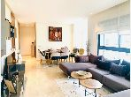 Fabulous apartment for sale in Casablanca Finance City. 2 lovely rooms. Parking spaces and terrace.